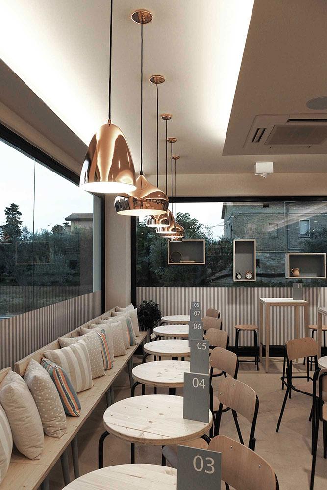 pane&caffe vista interno esterno