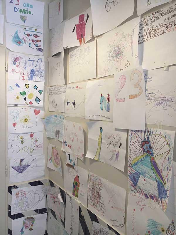 disegni bambini