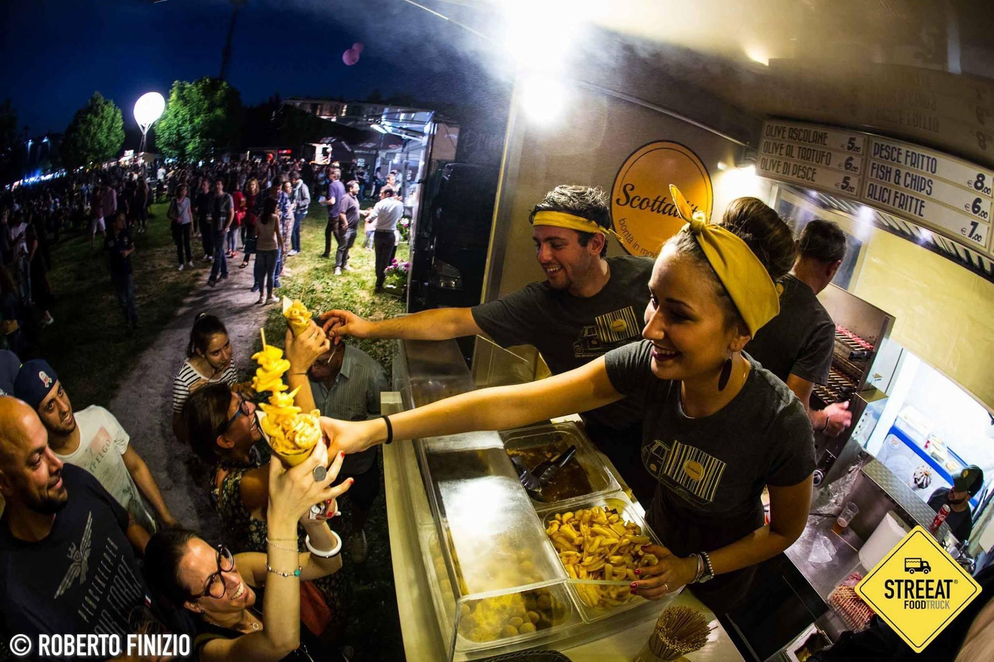 serata street food